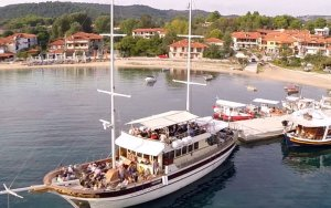 Mount Athos Cruise