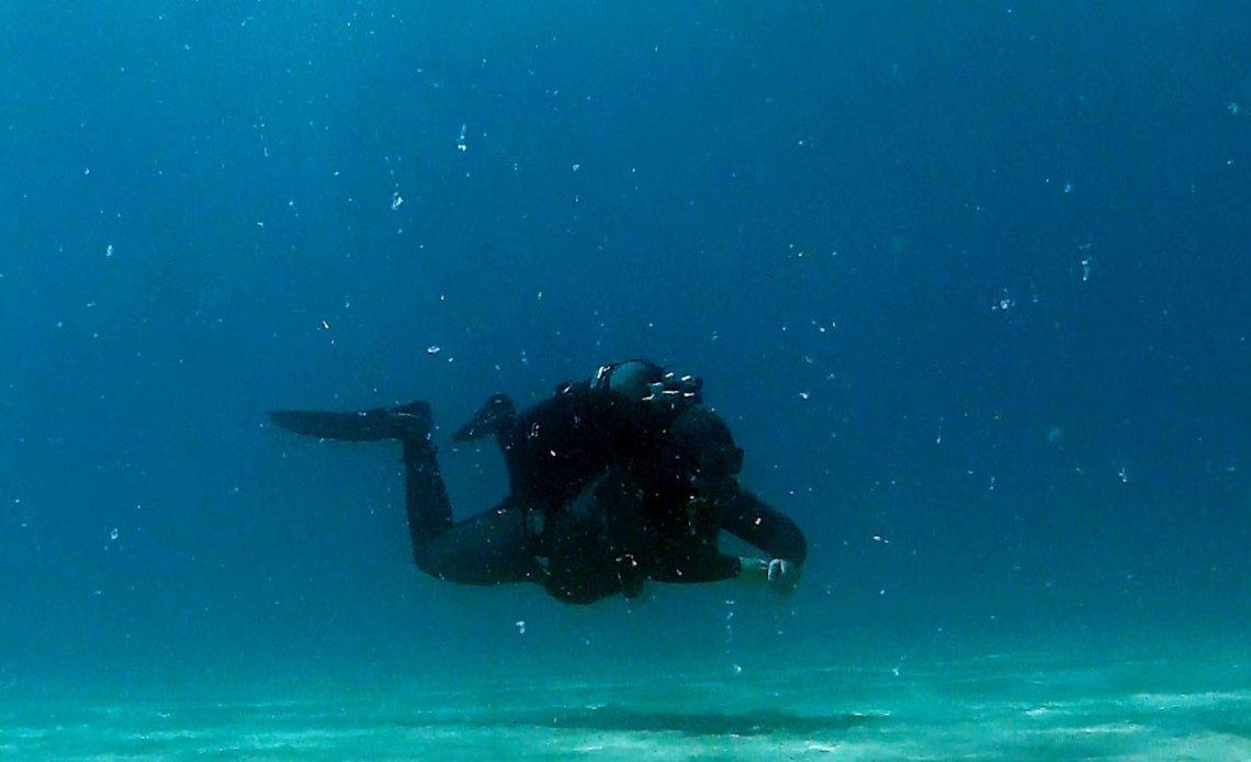 Scuba Diving in Kassandra