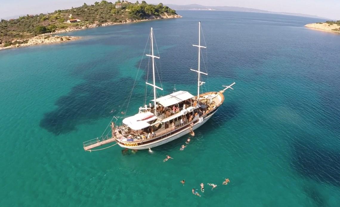 Toroneos Cruise Halkidiki