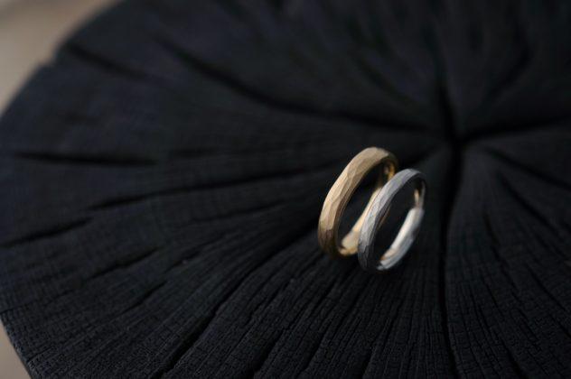 結婚指輪・手作り・オーダーメイド・マリッジリング・大阪・関西