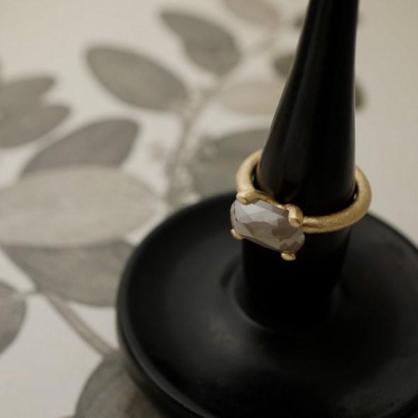 Ring/K18YG,Diamond 100,000