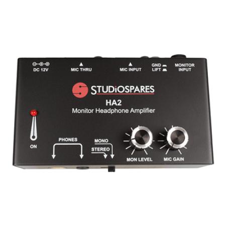 Studiospares HA2 Monitor Headphone Amp