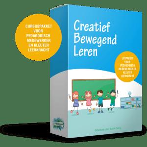 Bewegend Leren voor kinderen bij Studio Swing - Creatief bewegend leren