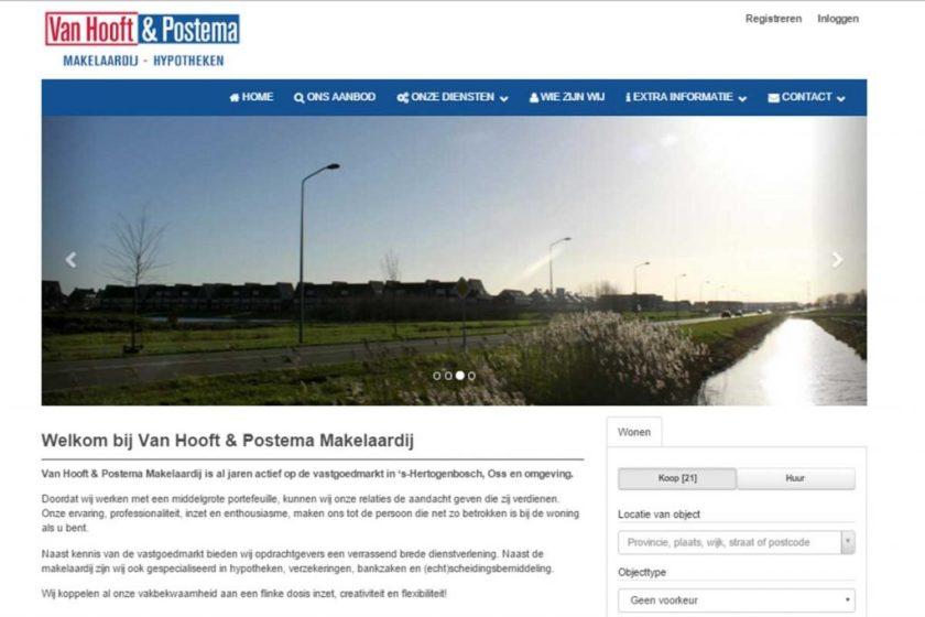 Van Hooft & Postema Makelaardij