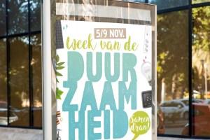 Poster-duurzaamheid
