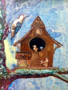 Hans Viets, Birdhouse