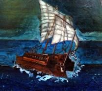 Hans Viets, Sailboat