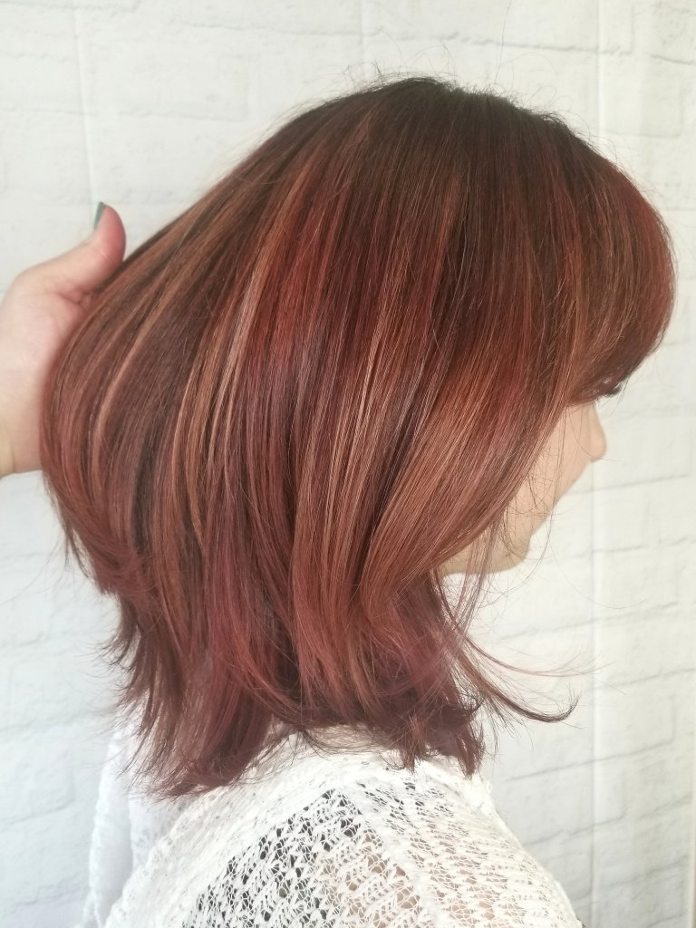 Hair by Katie Froehlich – Senior Stylist | Studio Trio Hair Salon