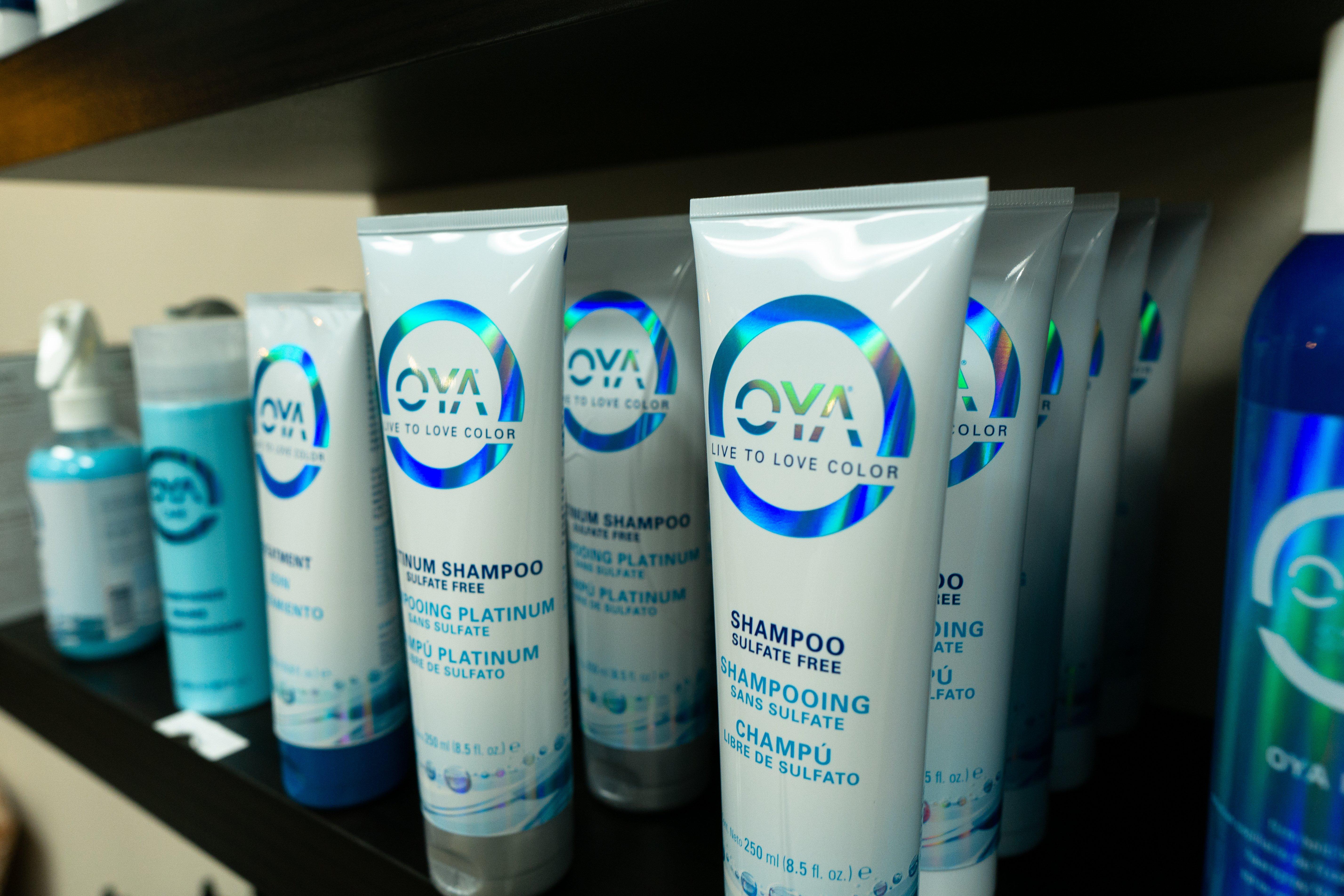 OYA Hair Products | Studio Trio Hair Salon