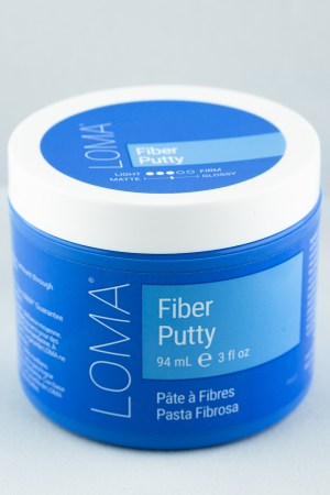 Loma Fiber Putty | Medium Hold Hair Putty | Studio Trio Hair Salon