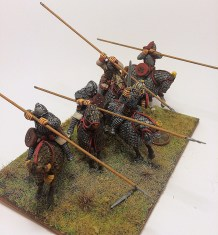 Roman Cataphracts II