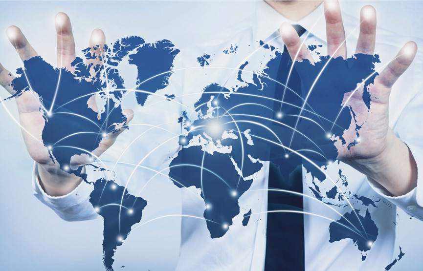 What is an international employment contract?
