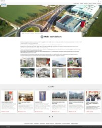 Web design site corporate Brasov
