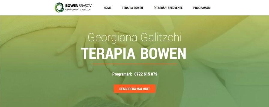 Terapeut Bowen Brasov