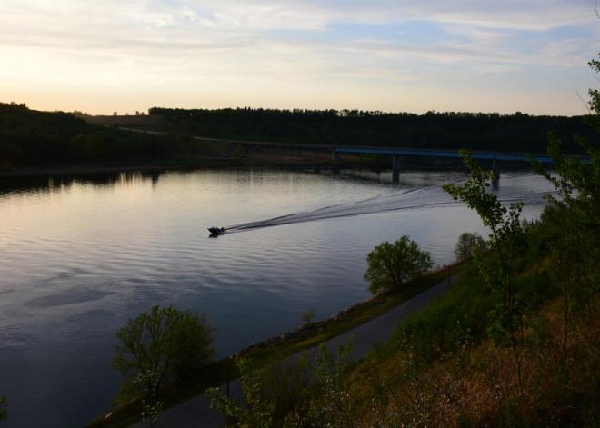 Tobin Lake