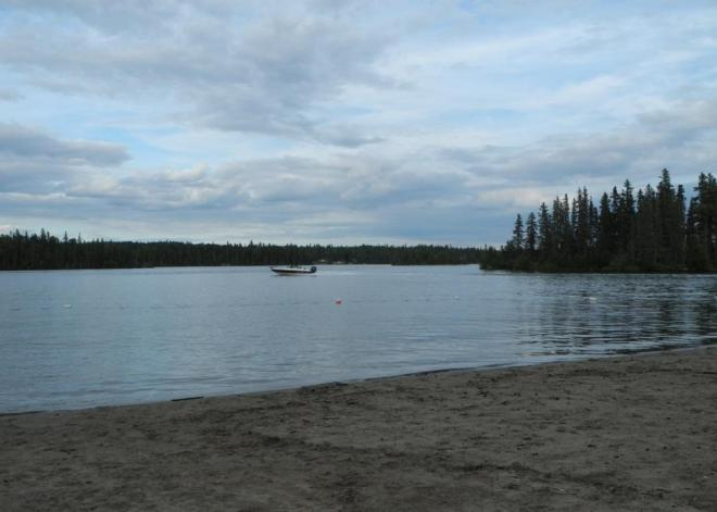 Bakers Narrows beach