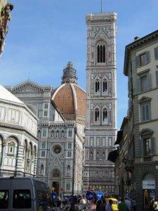 Piazza del Duomo we Florencji