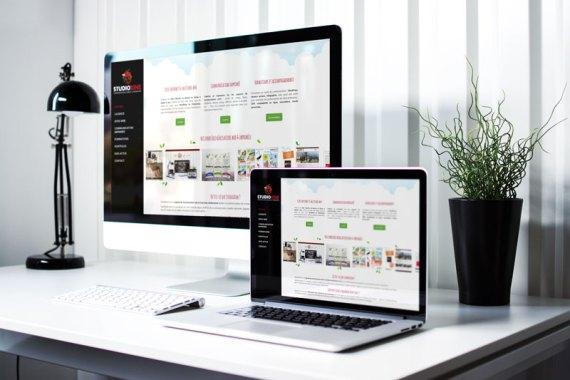 Création de site web en express
