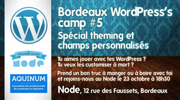 Formations WordPress Bordeaux Dinan Béziers