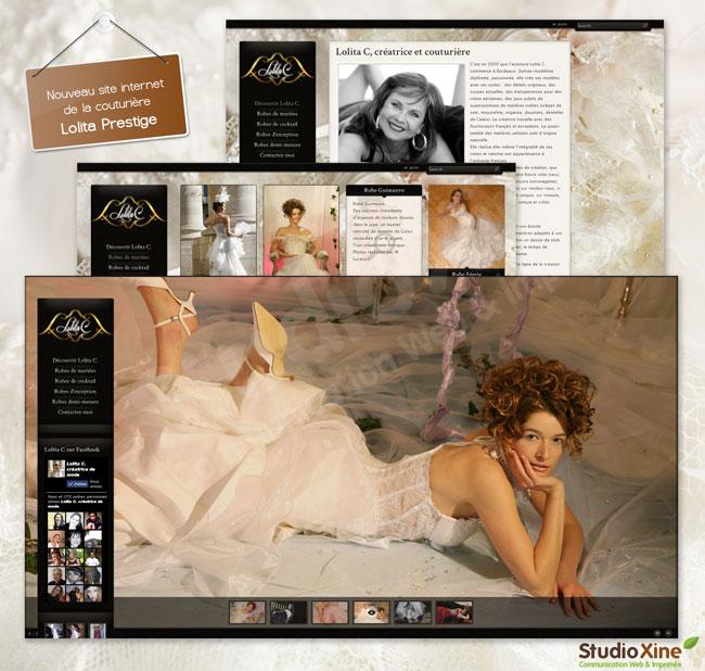 Lolita Couture prestige - StudioXine