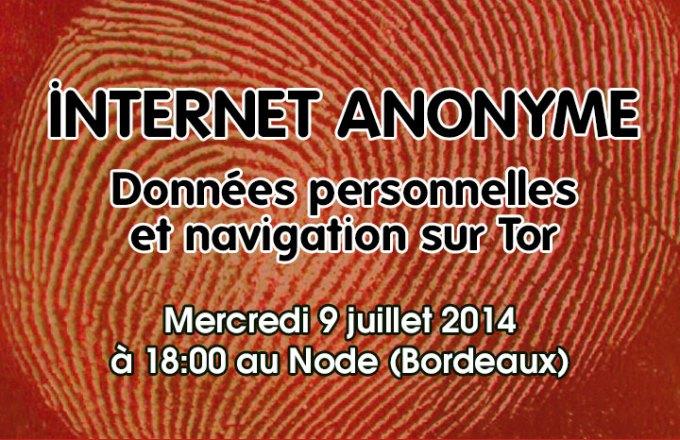 navigation anonyme sur internet - Tor