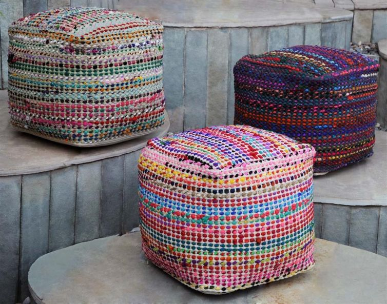 Poufs & Stools – HOME ACCESSORIES