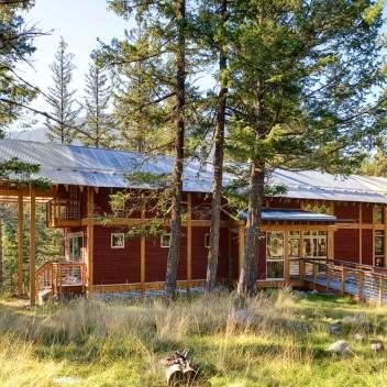 foster loop methow cabin