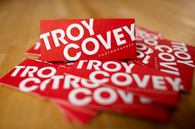 Troy Covey Business Cards 2