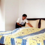 Ilustrasi Praktek Tata Graha D3 Perhotelan