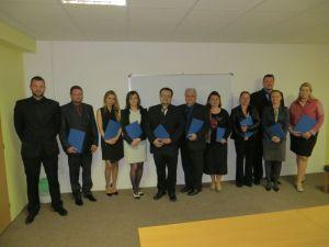 Absolventi MBA duben 2014