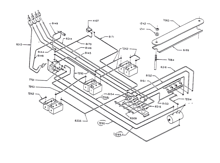 ez go textron golf cart charger wiring diagram