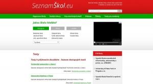 online testy k přijímacímu řízení - SeznamŠkol.eu 2