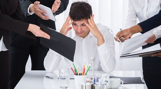 Employees Emotions Management