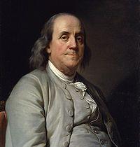 Benjamin Franklin (ベンジャミン・フランクリン)