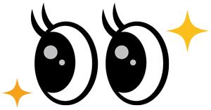 eyes300