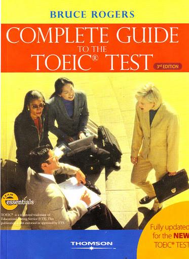 多益準備攻略及推薦用書 - Complete Guide to the TOEIC Test