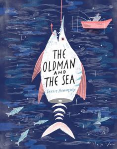 【學英文方法】看到英文小說就害怕?10本經典作,保證看得完 - 老人與海《The Old Man and the Sea 》 – Ernest Hemmingway