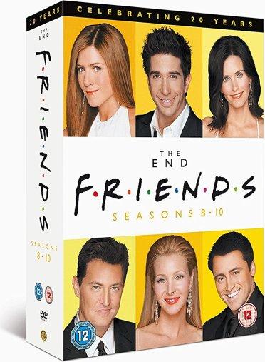 【學英文方法】如何透過看美劇學習正確的英文 - 《六人行 - Friends》