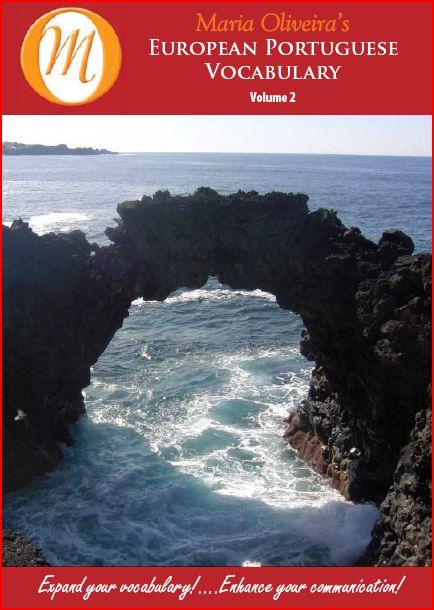 European Portuguese Vocabulary Volume 2 - CD / MP3