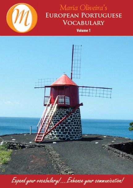 European Portuguese Vocabulary Volume 1 - CD / MP3