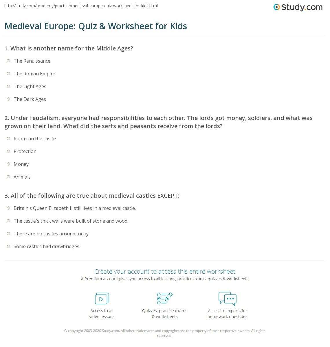 Me Val Europe Quiz Amp Worksheet For Kids