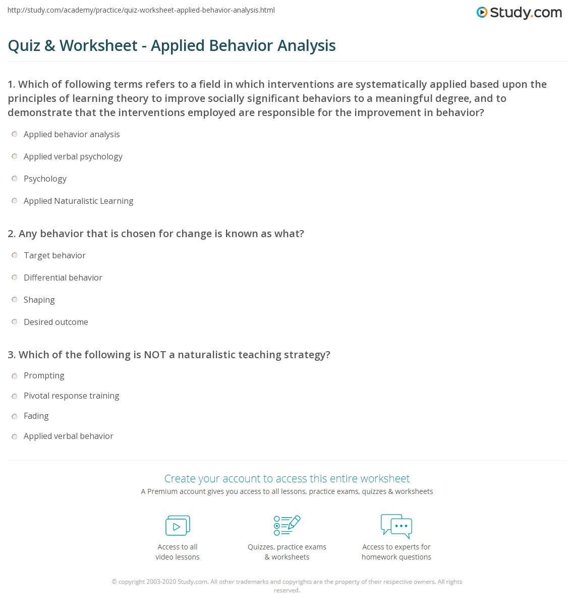 Worksheet Behavior Worksheets Grass Fedjp Worksheet Study Site