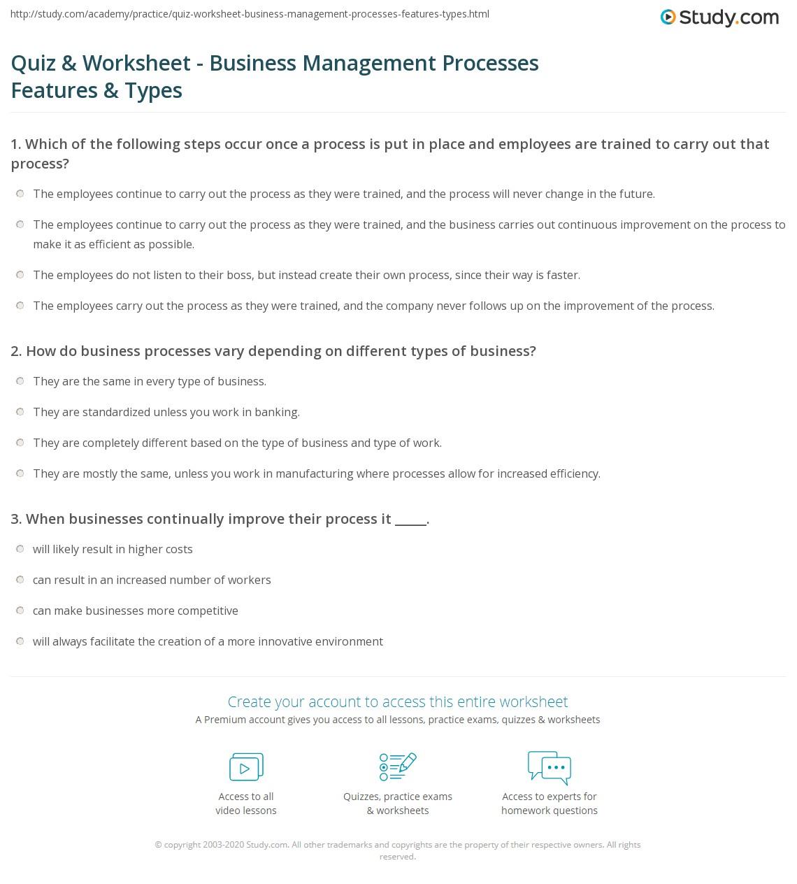 35 Flower Business Management Worksheet