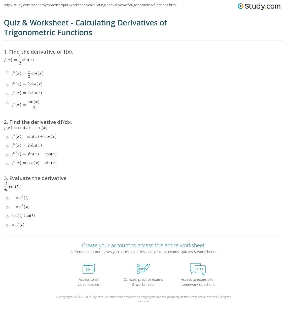 Obsessive Compulsive Disorder Worksheet