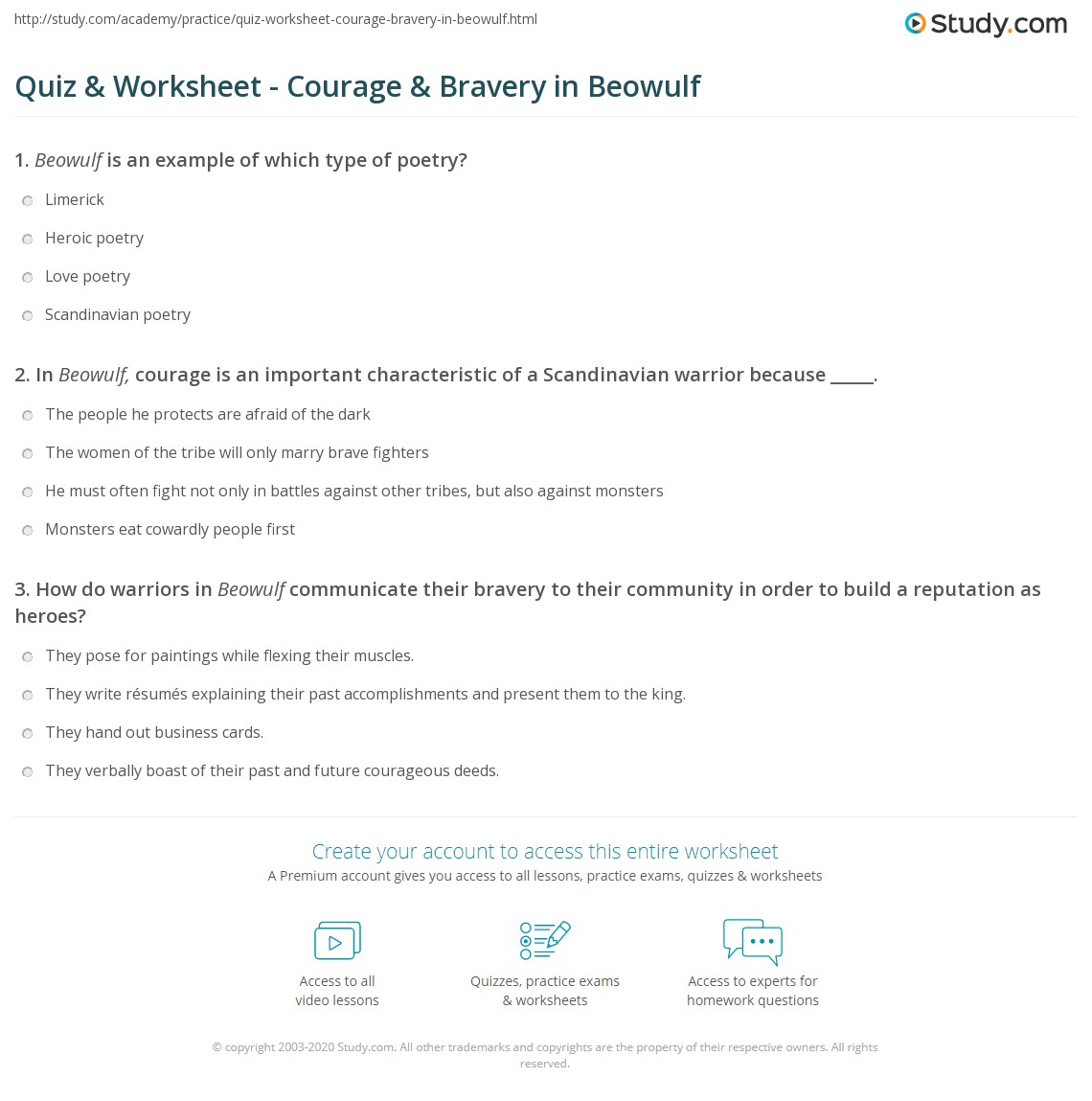 Worksheets Courage Worksheets Babyhunters Free