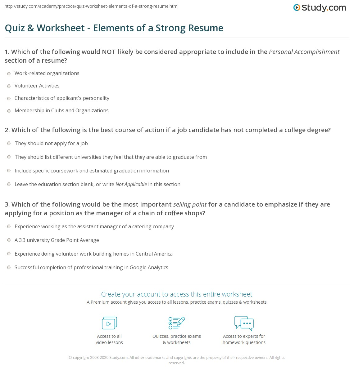 worksheet Drawing Conclusions Worksheets 5th Grade types of business letters for english learners template cover quiz amp worksheet elements a strong resume study com