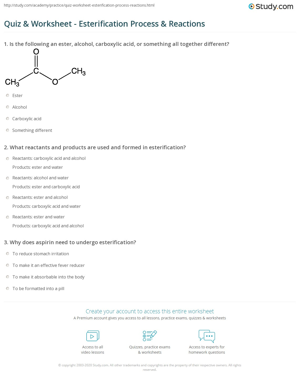 Limiting Reactants Practice Worksheet Answers