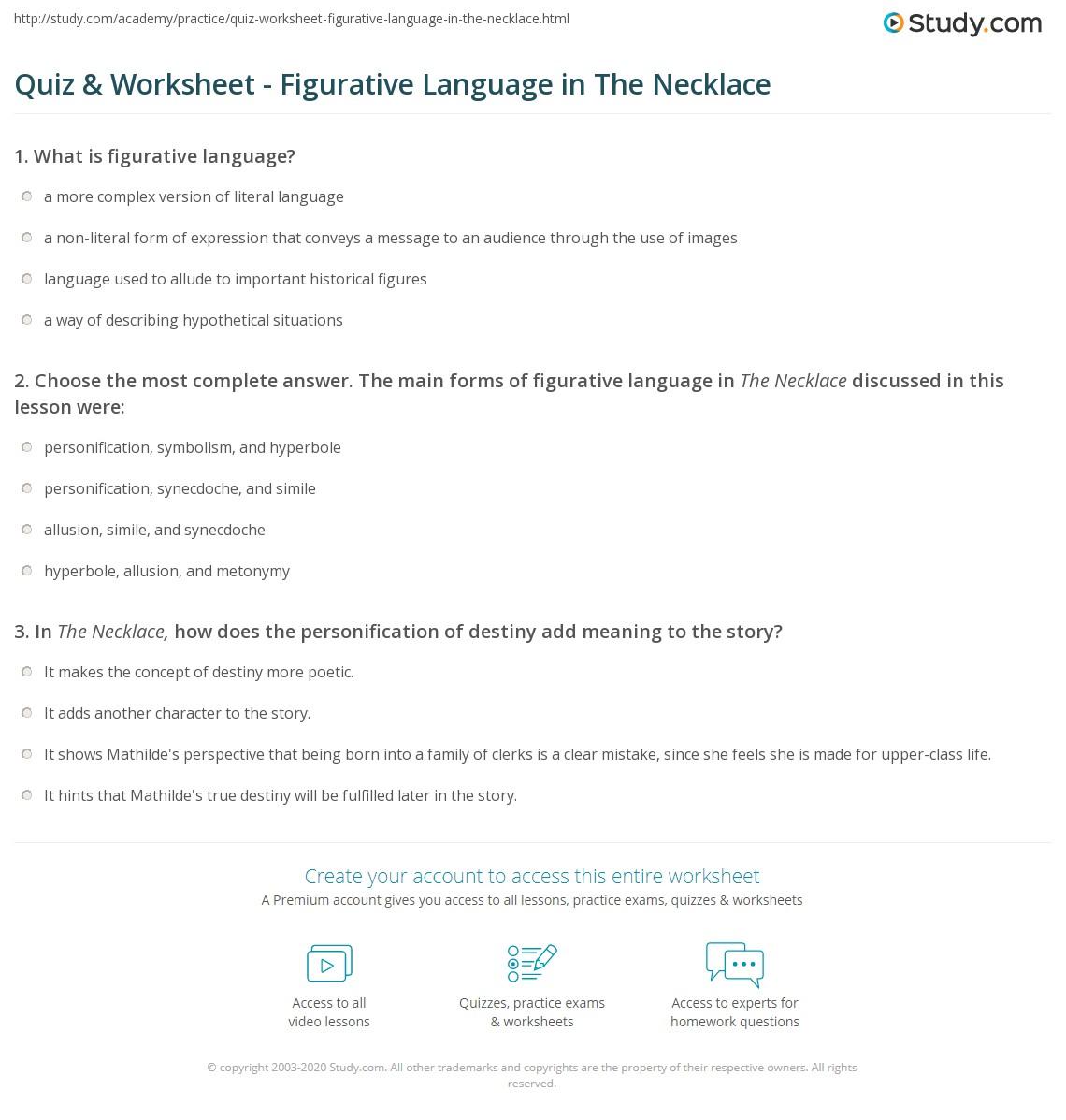 Self Expression Worksheet