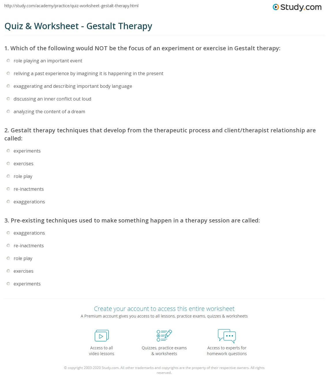 Printables Relationship Therapy Worksheets