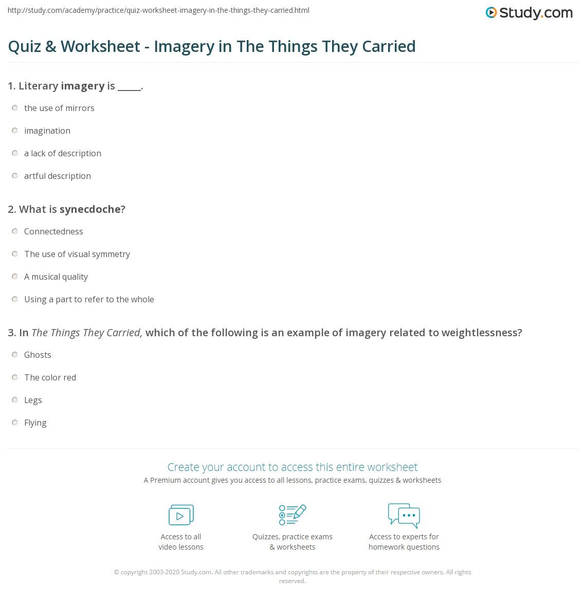 Irony Practice Worksheet